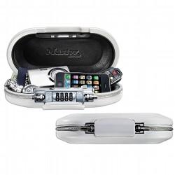 Mini-Safe, Mini-Tresor Geldkassette Sicherheitsbox in schwarz