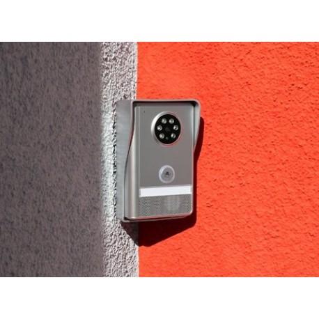 Funk-Video Türsprechanlage DVT50 SET